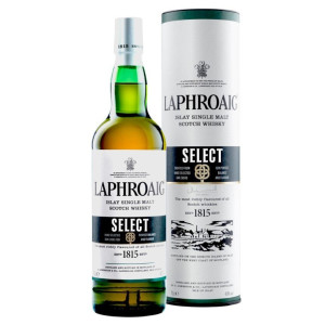Laphroaig - Select Scotch Single Malt Whisky GB - 0.7L, Alc: 40%