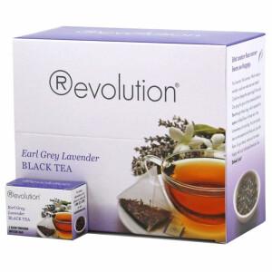 Revolution - Hot tea - Earl Grey lavander 30 pl.