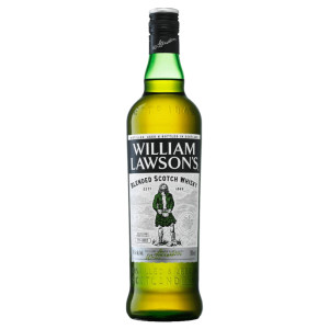 William Lawson - Scotch blended whisky - 0.7L, Alc: 40%