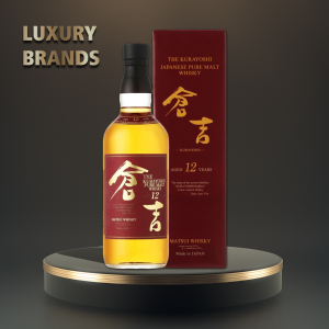 The Kurayoshi - Japanese Pure Malt Whisky 12 yo GB - 0.7L, Alc: 43%