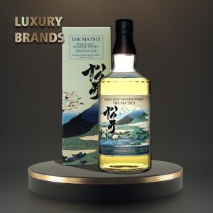 The Matsui - Single Malt Japanese Whisky GB - 0.7L, Alc: 48%
