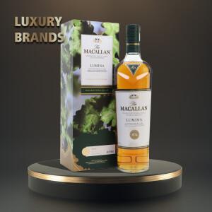 Macallan - Lumina Scotch Single Malt Whisky GB - 0.7L, Alc: 41.3%