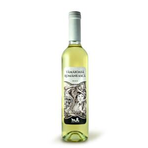 Licorna - Tamaioasa Romaneasca dulce 2017 - 0.5L, Alc: 13.1%