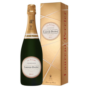 Laurent Perrier - Sampanie La Cuvee Gold - 0.75L