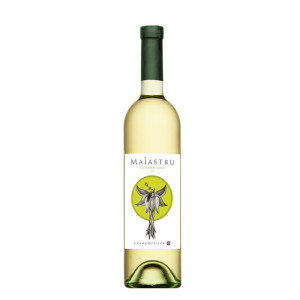 Crama Oprisor - Maiastru Sauvignon Blanc 2018 - 0.75L, Alc: 13%
