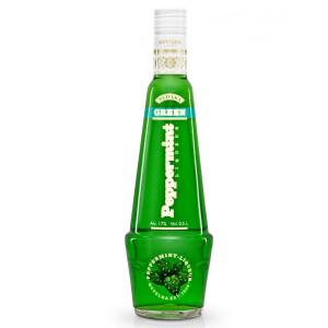 Metelka - Lichior green peppermint - 0.5L, Alc: 17%