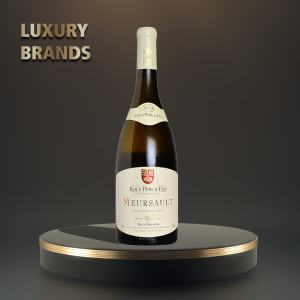 Roux Pere & Fils - Meursault - Chardonnay 2018 - 0.75L, Alc: 13%