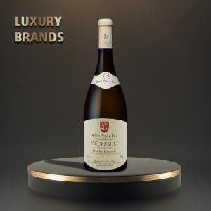 Roux Pere & Fils - Meursault 1-erCru-Clos Des Poruzots blanc 2013 - 0.75L, Alc: 13.5%