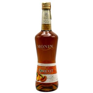 Monin - Lichior Apricot - 0.7L, Alc: 20%