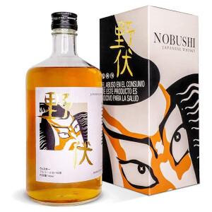 Nobushi - Japanese Whisky GB - 0.7L, Alc: 40%
