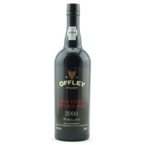 Offley - Port Wine Boa Vista vintage 2000 -  0.75L, Alc: 20.5%