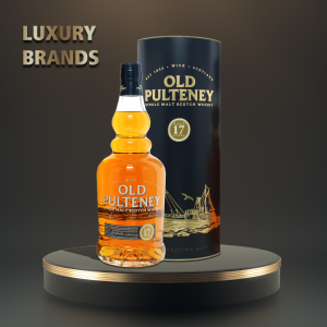 Old Pulteney - Scotch single malt whisky 17yo 0,7L, Alc: 46%