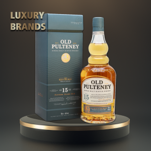 Old Pulteney - Scotch Single Malt Whisky 15 yo GB - 0.7L, Alc: 46%