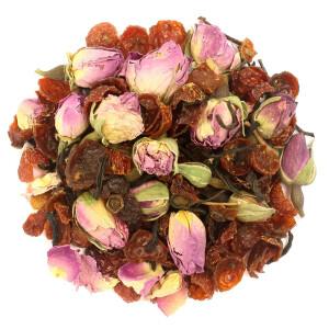 Or Tea? - ceai La Vie en Rose cutie metalica 75g