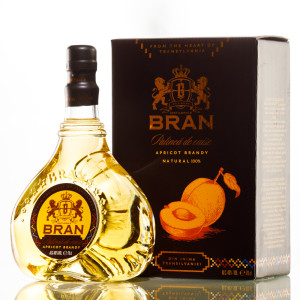 Bran - Palinca caise - 0.7L, Alc: 40%