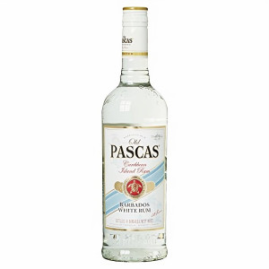 Old Pascas - Rom White - 0,7L