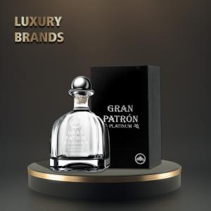 Patron - Tequila Gran Patron platinum - 0.7L, Alc: 40%
