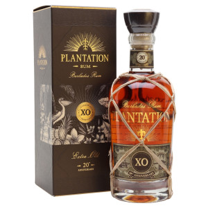 Plantation XO - Rom 20th Anniversary gb - 0.7L, Alc: 40%
