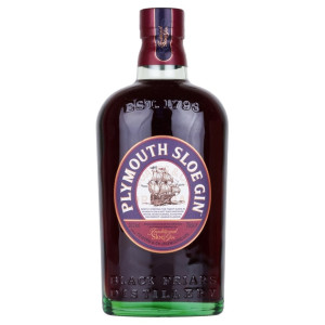 Plymouth - Sloe gin - 0.7L, Alc: 26%
