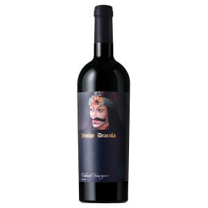 Principe Dracula - Cabernet Sauvignon 2016 - 0.75L, Alc: 14%