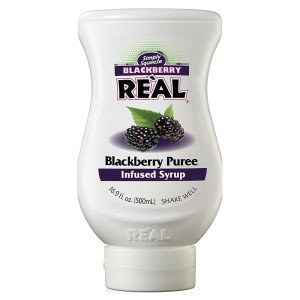 Real - Piure Blackberry 0.5L