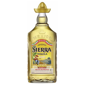 Sierra - Tequila reposado - 1L, Alc: 38%