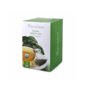 Revolution - Hot tea - Organic green 20 pl.