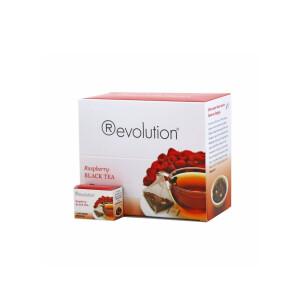 Revolution - Hot tea - Raspberry Black 30 pl.