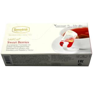 Ronnefeldt - Ceai Leafcup Sweet Berries 15 plic