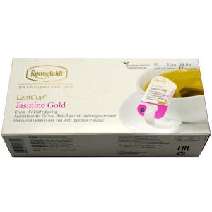 Ronnefeldt - Ceai Leafcup Jasmine Gold 15 plic
