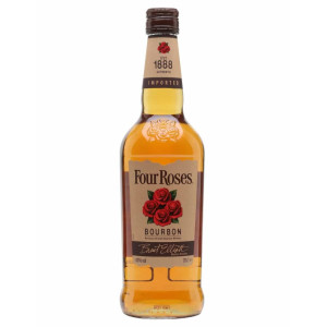 Four Roses - American Bourbon Whiskey - 0.7L, Alc: 40%