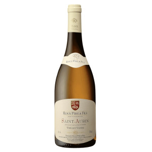 Roux Pere & Fils - Saint Aubin - Chardonnay 2019 - 0.75L, Alc: 13%