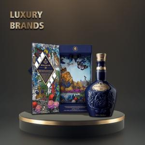 Chivas Regal - Royal Salute Scotch Blended Whisky 21 yo GB - 0.7L, Alc: 40%