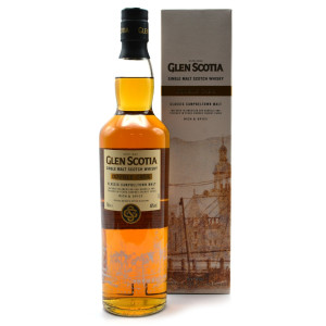 Glen Scotia - Double Cask Scotch Single Malt Whisky GB - 0.7L