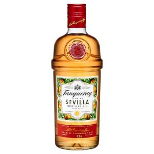 Tanqueray - Gin Flor de Sevilla - 0.7L, Alc: 41.3%
