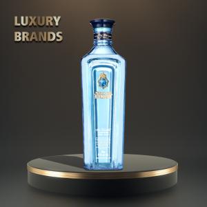 Bombay - Gin Star of Bombay - 1L, Alc: 47.5%