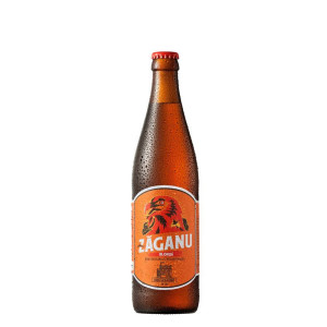 Zaganu - Bere artizanala Blonda 20 buc. x 0.5L - sticla, Alc: 5.3%