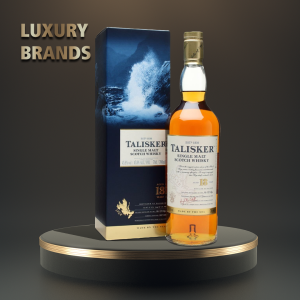 Talisker - Scotch Single Malt Whisky 18 yo GB - 0.7L, Alc: 45.8%