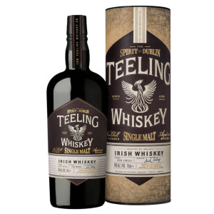Teeling - Irish single malt whiskey gb - 0.7L, Alc: 46%