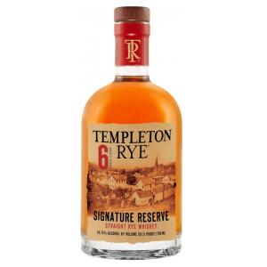 Templeton - American Rye Whiskey 6 yo - 0.7L, Alc: 45.75%