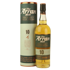 The Arran - Scotch Single Malt Whisky 10 yo - 0.7L, Alc: 46%