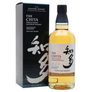 Suntory Chita - Japanese Single Grain Whisky GB - 0.7L, Alc: 43%