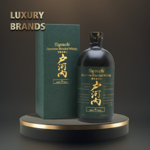 Togouchi - Japanese Blended Whisky 9 yo GB - 0.7L, Alc: 40%