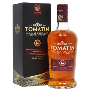 Tomatin - Scotch single malt whisky 14 yo - gift box - 0.7L