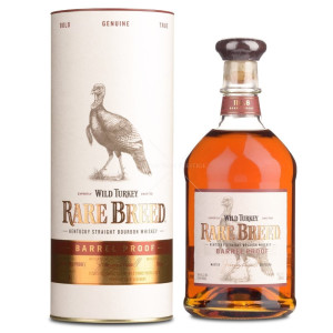 Wild Turkey - American Bourbon Rare Breed  whiskey  - 0.7L, Alc: 58.4%