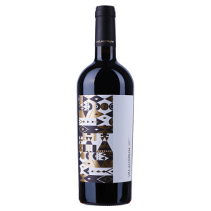 Valahorum - Merlot, rosu sec, 2017 - 0.75L, Alc: 14.5%
