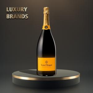 Veuve Clicquot - Sampanie Magnum brut neon - 1.5L, Alc: 12%