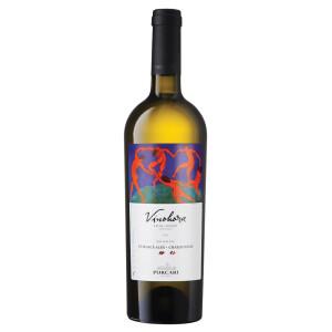Purcari - Vinohora Feteasca Alba & Chardonnay  2018 - 0.7L, Alc: 13.5%