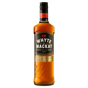 Whyte & Mackay - Scotch Blended Whisky - 0.7L, Alc: 40%
