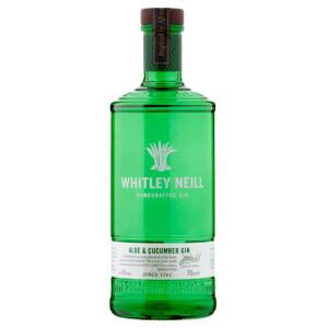 Whitley Neill - Gin Aloe & Cucumber - 0.7L